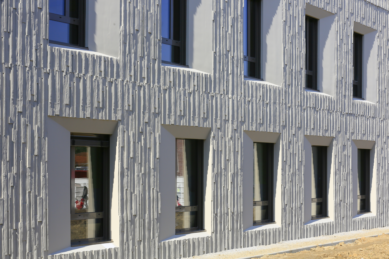 béton matériaux innovation