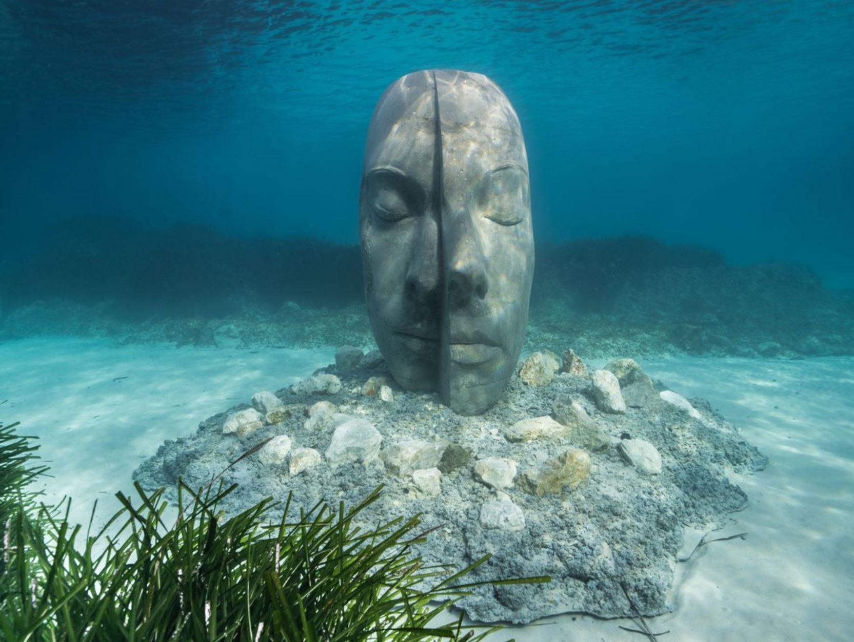 béton fonds marin
